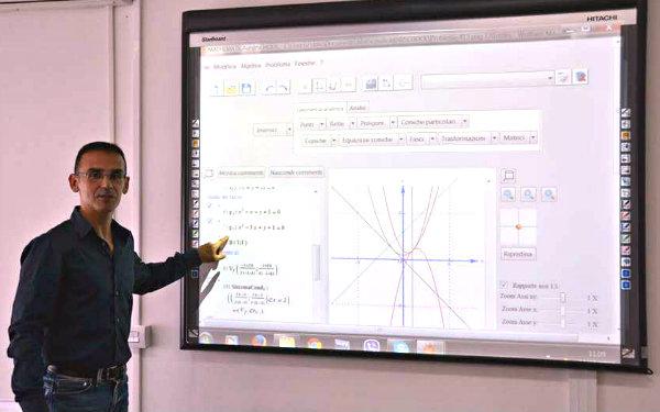 Mathematica School - Roberto Caria